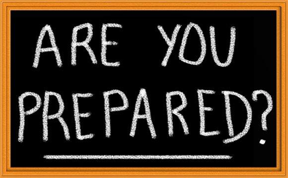 Are You Prepared banner