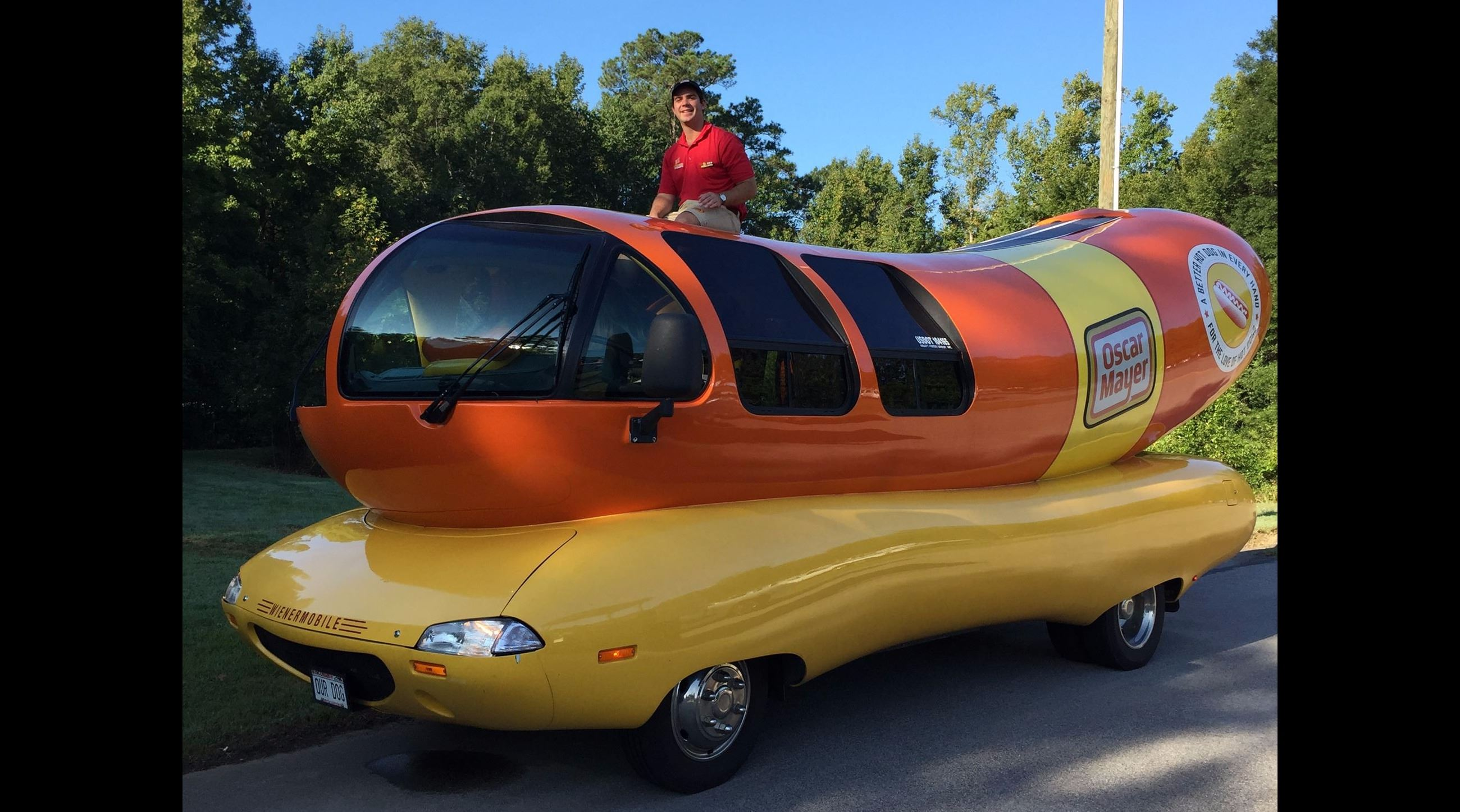 Oscar Meyer Wiener Mobile