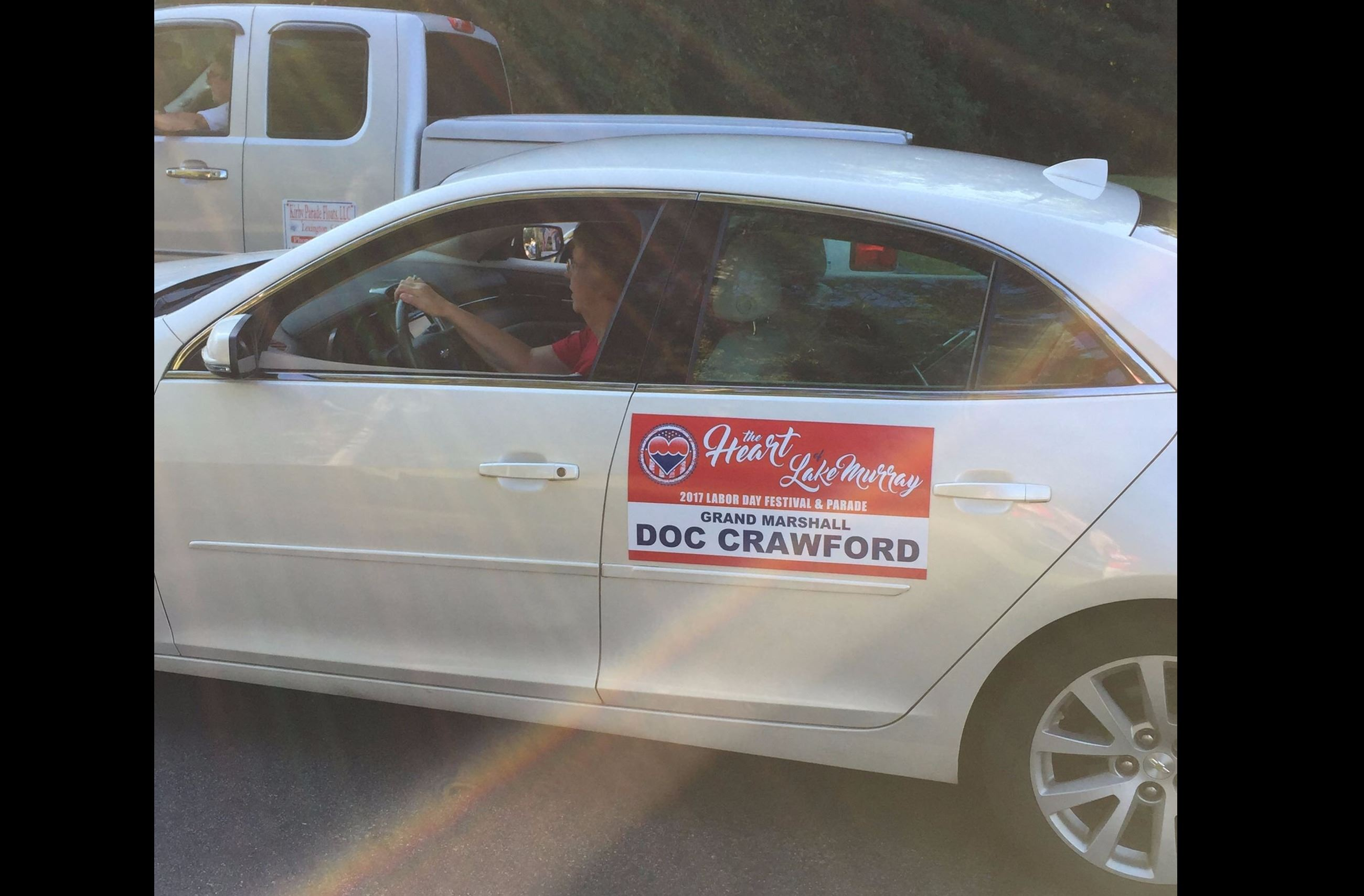 Grand Marshall Doc Crawford